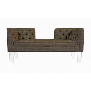 Cote D'Azure Provence Chesterfield Loveseat