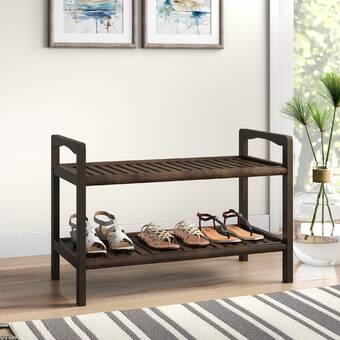 Gracie Oaks Stephan Storage Bench Wayfair