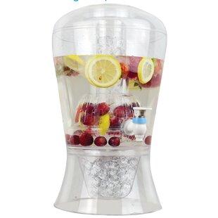Frigidaire Acrylic Chill & Infuse 2 oz. Beverage Dispenser