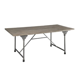 Williston Forge Glaser Dining Table