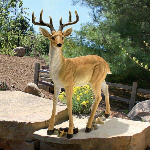- Large Outdoor Deer Statues Wayfair