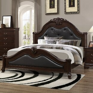 Jolliff Upholstered Panel Bed