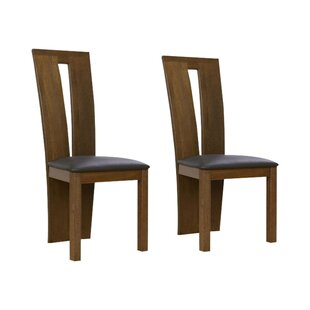 Arizona Solid Wood Dining Chair (Set Of 2) By Home Etc