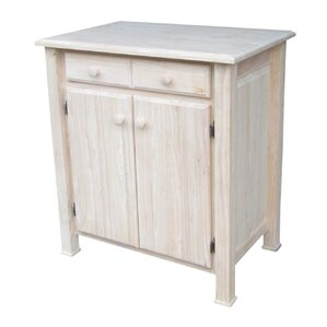 Toby Kitchen Cart by August Grove Best Reviews