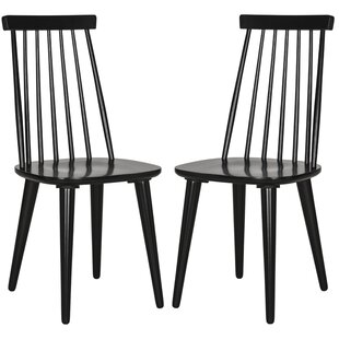 Modern Contemporary Dark Wood Dining Chairs Allmodern