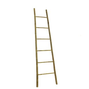 Affordable Bamboo Bath Towel 8 ft Blanket Ladder By Mistana