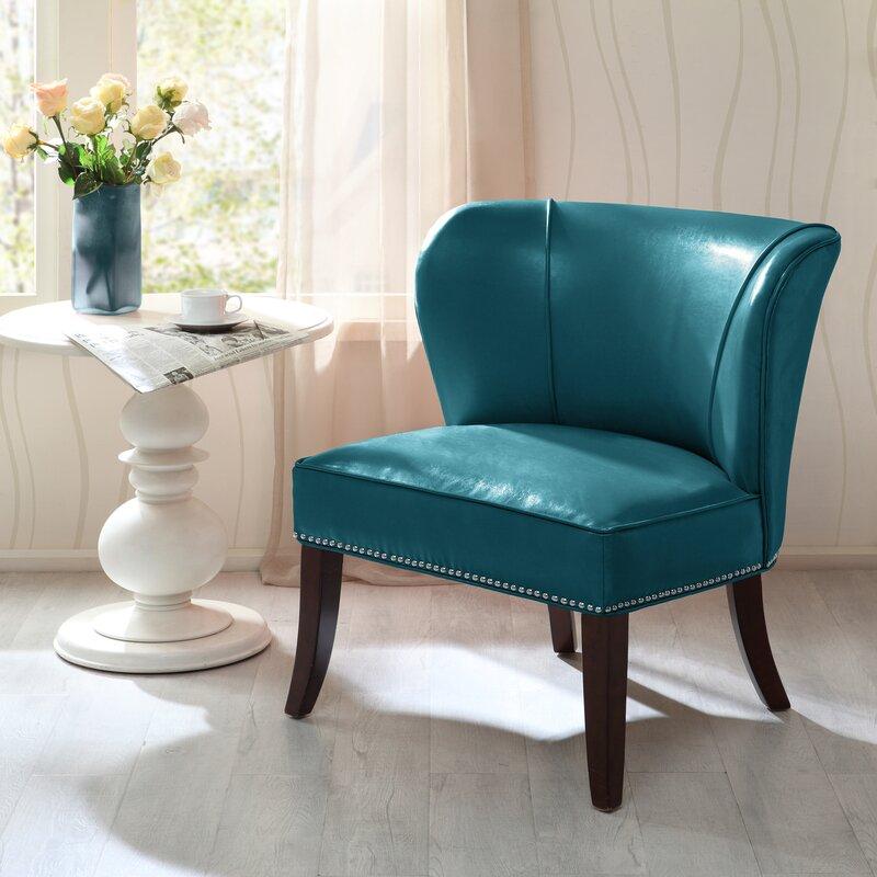 Gracie Oaks Madill Slipper Chair Amp Reviews Wayfair Ca
