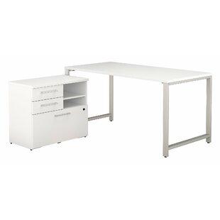 Bush Business Furniture 400 Series Desk Office Suite