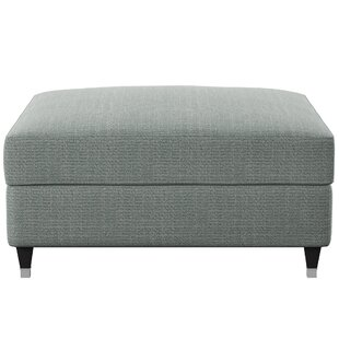 Jessica Ottoman by Wayfair Cus..