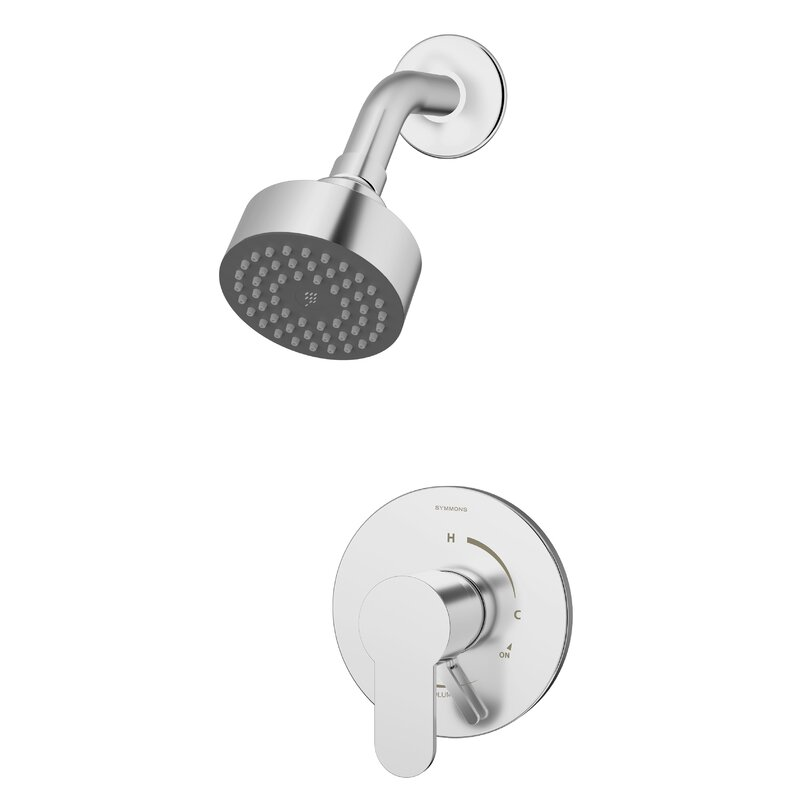 Symmons Identity Shower Faucet Trim Kit With Metal Lever Handle Wayfair