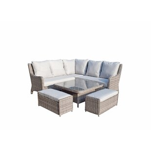 Alexandra 6 Seater Dining Set With Cushions By Autumn Leaves Furniture Outlet LTD