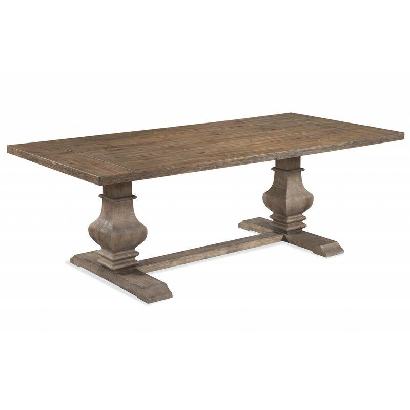 Farmhouse Dining Table #farmtable #rusticdecor #rustictable