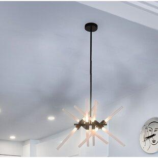 Corrigan Studio Bushey 12-Light Sputnik Chandelier