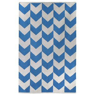 Find the perfect Metro Metropolitan Heritage Blue/Bright White Rug ByFab Habitat