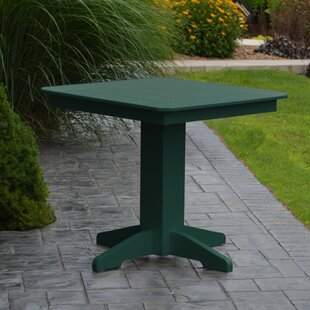Nettie Plastic/Resin Dining Table by Red ..