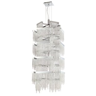 Rossi 36-Light LED Crystal Chandelier by ..