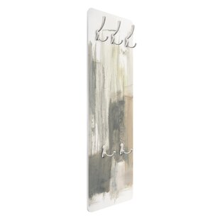 A Touch Of Pastel I Wall Mounted Coat Rack By Symple Stuff