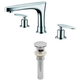 Widespread Bathroom Faucet with Drain Assembly by Royal Purple Bath Kitchen