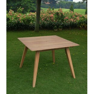 Danya Solid Wood Dining Table