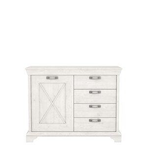 Demoss 4 Drawer Combi Chest By Brambly Cottage