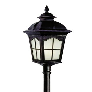 Best Reviews Freeborn 1-Light 86.25 Post Light By Darby Home Co