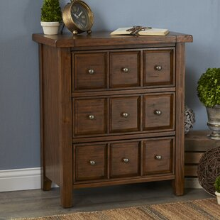 Great deal Sienna 3 Drawers Accent Chest ByBirch Lane™