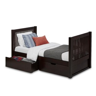 Inexpensive Oakwood Twin Storage Platform Bed by Harriet Bee Reviews (2019) & Buyer's Guide