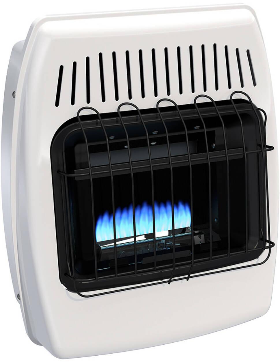 Convenient Solutions. Convenient Solutions. The Dyna-Glo BF Single Fuel Manual  Vent-Free Wall Heater ...