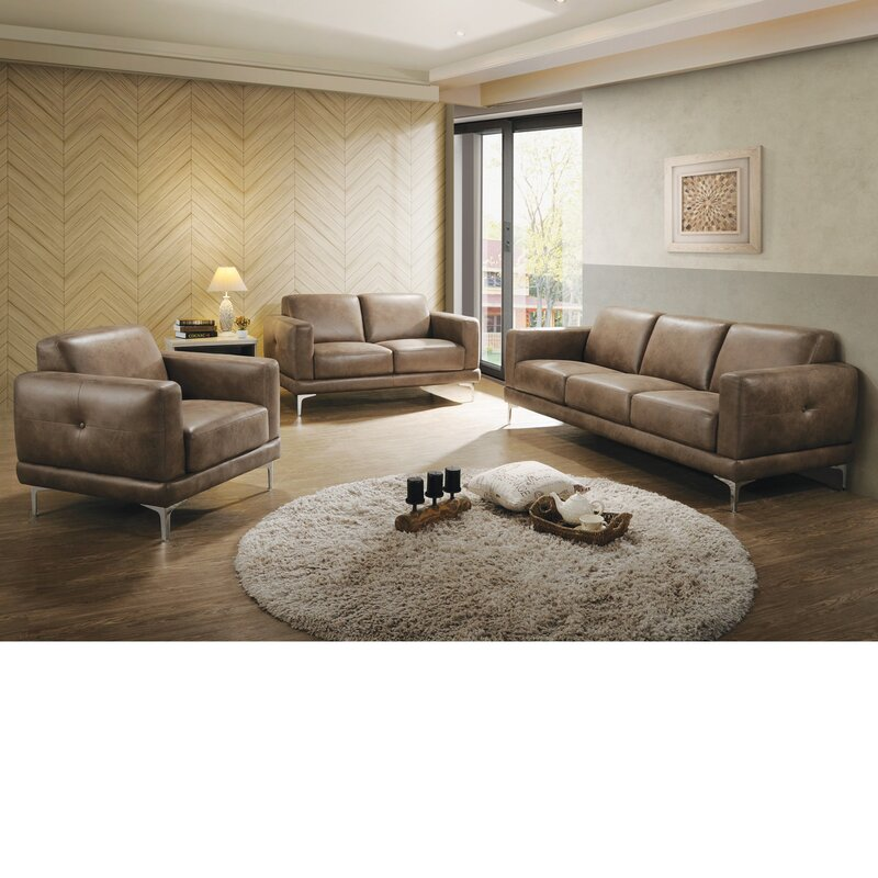 three piece living room set. Burton 3 Piece Living Room Set Trent Austin Design  Reviews Wayfair