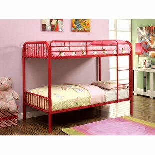 Comparison Kraker Metal Twin Over Twin Bunk Bed By Zoomie Kids