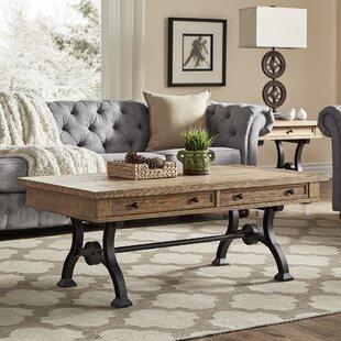 Gracie Oaks Luevano 2 Piece Coffee Table Set