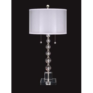 Best Choices Diaz Orb 31 Table Lamp By House of Hampton