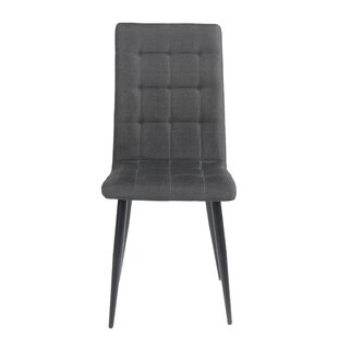 Find Urena Upholstered Dining Chair (Set of 4) by Orren Ellis Reviews (2019) & Buyer's Guide