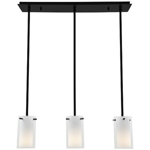 DVI Essex 3-Light Kitchen Island Pendant