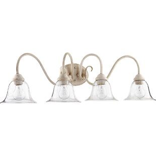 Quorum Spencer 4-Light Vanity Light