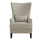 Abeyta Wingback Chair by One Allium Way®