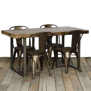 Uptown Dining Table by Urban Wood Goods Amazingt