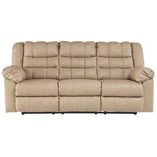 Brolayne DuraBlend Reclining Sofa