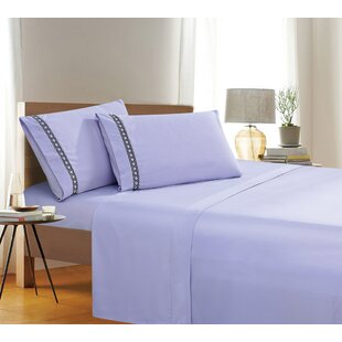 Mustafa Soft Brushed Wrinkle Sheet Set