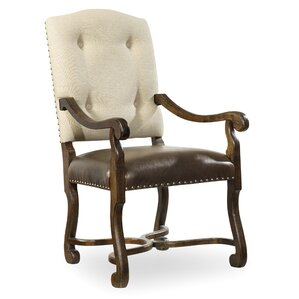 Treviso Upholstered Dining Chair (Set of 2) by Hooker Furniture