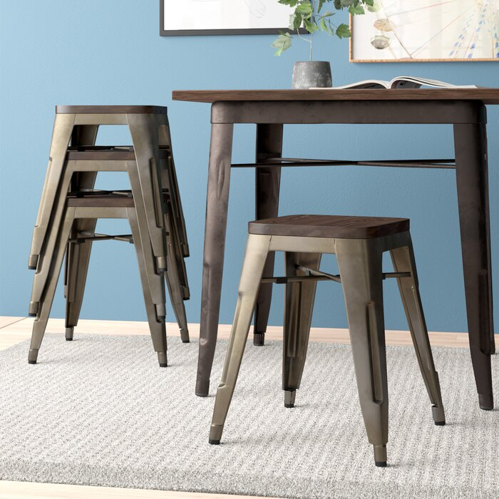 Phenomenal Alyssa 18 Bar Stool Gmtry Best Dining Table And Chair Ideas Images Gmtryco