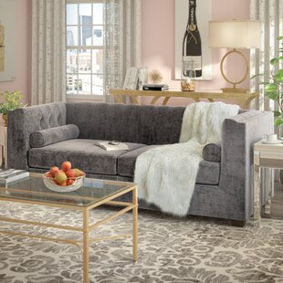 Top Reviews Dalila Chesterfield Sofa by Willa Arlo Interiors Reviews (2019) & Buyer's Guide