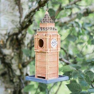 Hemmingway Decorative Bird Feeder By Ebern Designs