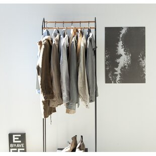 Tower 67cm Wide Clothes Rack By Yamazaki