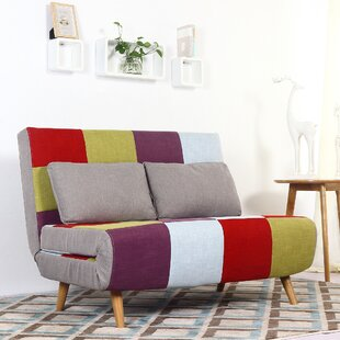 Decicco 2 Seater Fold Out Sofa Bed By Ebern Designs