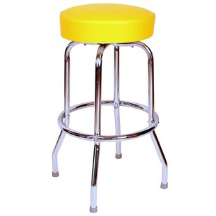 Reviews Retro Home 30 Swivel Bar Stool by Richardson Seating Reviews (2019) & Buyer's Guide