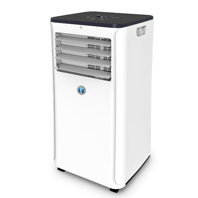 10000 BTU Cooling Portable Air Conditioner with Remote and WiFi Control JHS