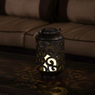 Find the perfect Metal Lantern By Red Barrel Studio
