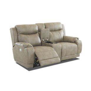 Bargain Rutz Reclining Loveseat by Charlton Home Reviews (2019) & Buyer's Guide