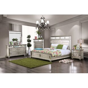 Jacey Panel Bed by Rosdorf Park